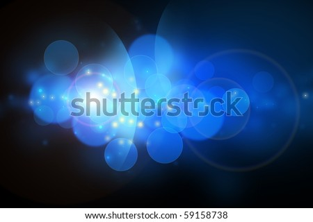 ABSTRACT BACKGROUND. Bokeh - stock photo