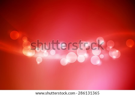 abstract background, bokeh and line on gradient color - stock photo