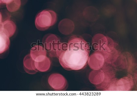 abstract background bokeh circles
