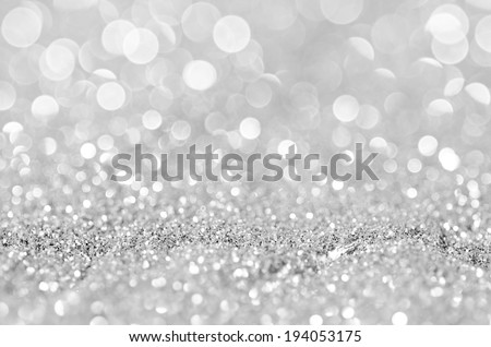 Abstract background bokeh diamond and effect lighting for design - stock photo