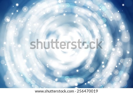 abstract background. brilliant blue circles for background  - stock photo