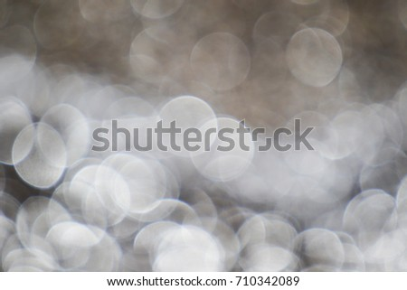 Abstract background, circular spot lights with bokeh. Defocused colorful lights