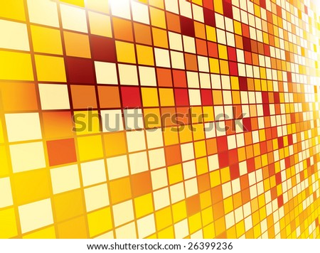 Abstract background clean illustration design