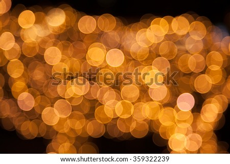 abstract background color bokeh circles for Christmas background
