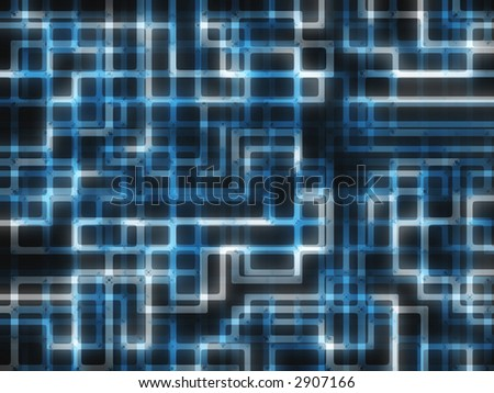 Abstract background. Computer generated pattern.