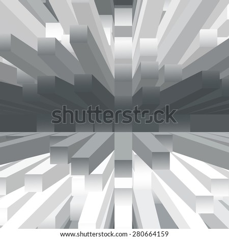 abstract background cube pattern