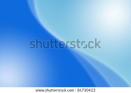 Abstract background curve - stock photo