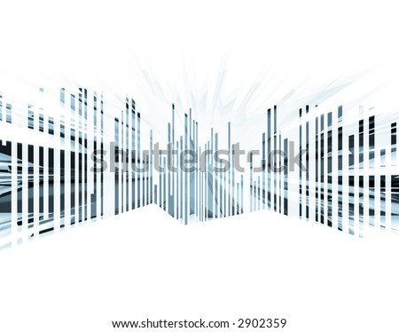 Abstract background 3d style - stock photo
