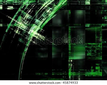 Inside Mad Doctors Laboratory Vacuum Tubes Stock