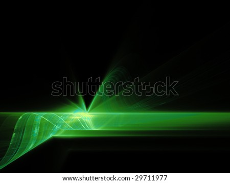 Abstract background design. Available in red, green and blue colors on white and black. - stock photo