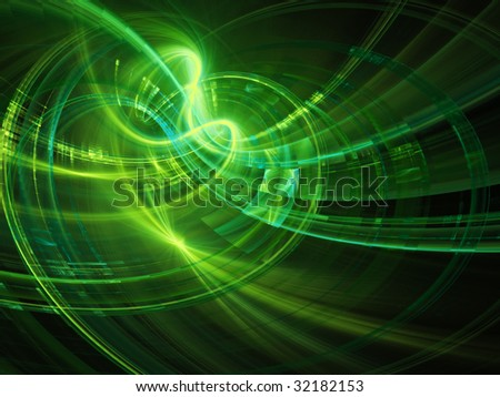 Abstract background design. Available in red, green and blue colors on white and black - stock photo