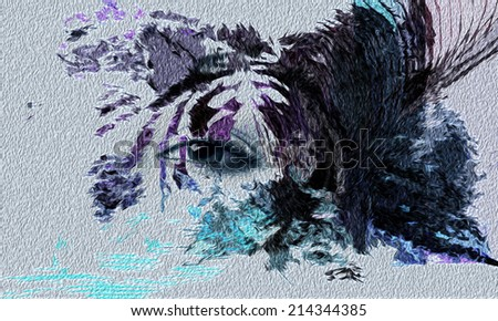 abstract background,digital painting,modern and digital background,wall paper,wrapping paper,digital art,computer generated & abstract & colorful background,mixed media,greeting card,abstract eye - stock photo
