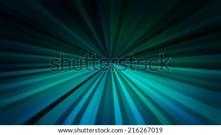 abstract background. explosion of blue lights background.