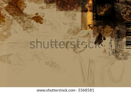 abstract background film strip