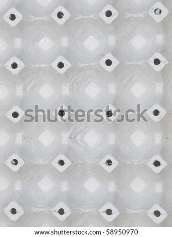 abstract background form Basket of eggs.