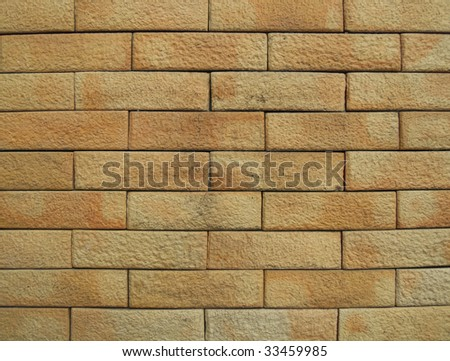 Abstract background from artificial stone