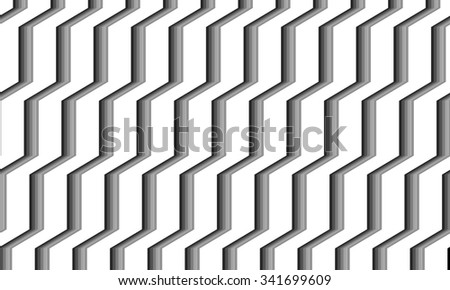 Abstract background, Geometric seamless pattern ,Black and white