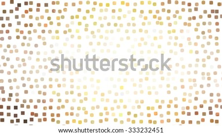 abstract background. gold mosaic