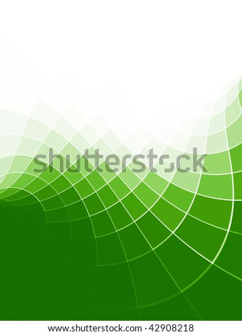 abstract background green - stock photo