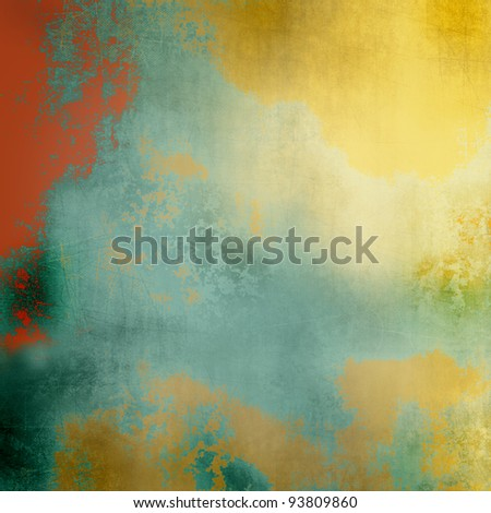 Abstract background grunge style - stock photo