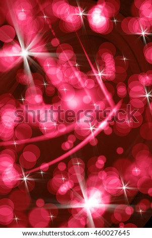 abstract background image of manipulated lights.  - stock photo