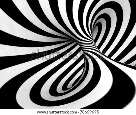abstract background in black and white - stock photo