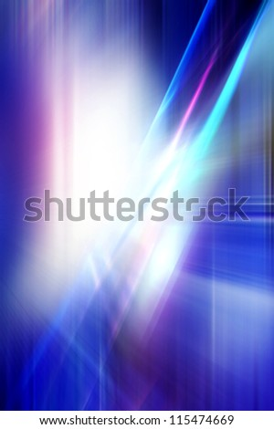 Abstract background in blue and purple colors. - stock photo
