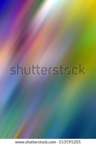 Abstract background in blue, purple, green and yellow colors. - stock photo