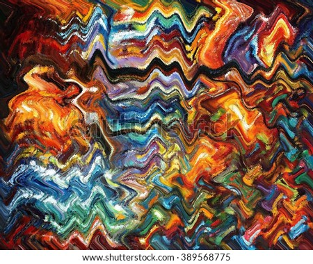 Abstract background in mix tones - stock photo