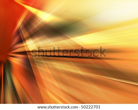 Abstract background in orange and red tones. - stock photo