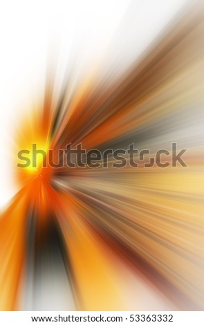 Abstract background in orange, yellow and brown tones. - stock photo