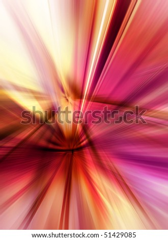 Abstract background in orange, yellow, purple and red tones. - stock photo
