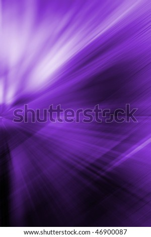 Abstract background in purple tones representing motion and action. - stock photo