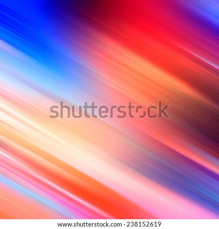 Abstract background in red and blue tones - stock photo