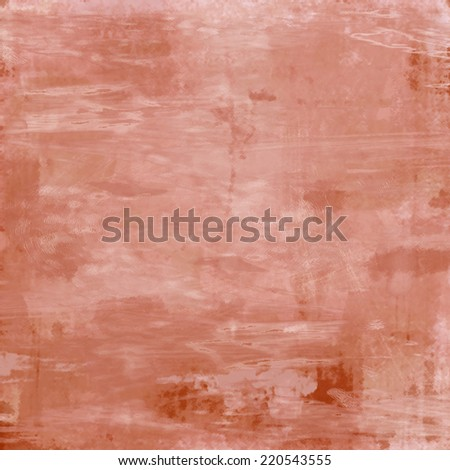 Abstract Background in Red Brown Colors - stock photo