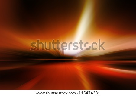 Abstract background in red, orange and brown colors. - stock photo