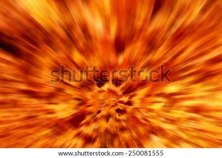 abstract background in yellow and brown tones - stock photo