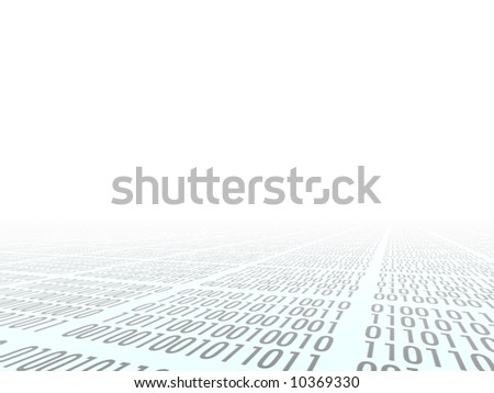 Abstract background. Internet. Binary code. Digital world. - stock photo