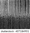 abstract background, looks like a curtain of metal. - stock vector