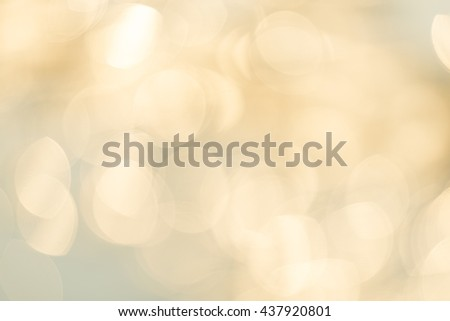abstract background of bokeh sun light