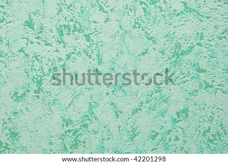 abstract background of green plastic, texture - stock photo