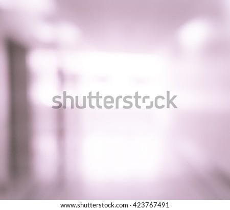 Abstract background of office - stock photo