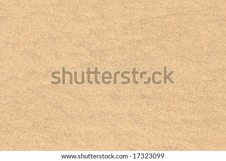 Abstract background of sand at the beach - stock photo