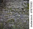 Abstract background of stone wall texture - stock photo