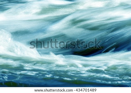abstract background of water - stock photo