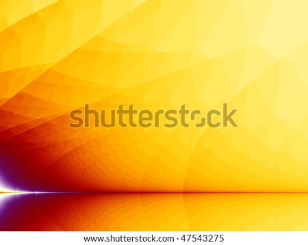 Abstract background  on base fractal for booklet, business card, postcards and presentations