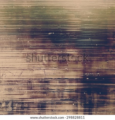 Abstract background or texture. With different color patterns: yellow (beige); brown; green; purple (violet) - stock photo