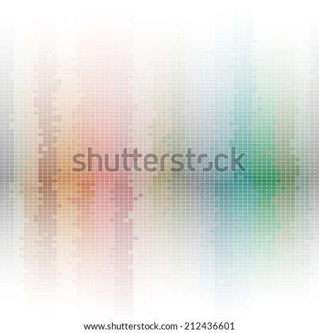 Abstract background, pastel illustration