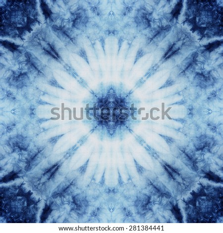 abstract background pattern made from tie dye fabric endless pattern for wallpaper