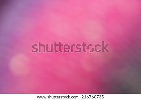 Abstract Background purple colors and tones with highlights all bokeh with everything softly blurred and muted and nothing in sharp focus pink / lavender / violet / magenta / fuchsia - stock photo
